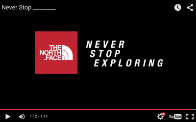 Co.CREATE – The North Face goes for epic adventure in first-ever global ad campaign
