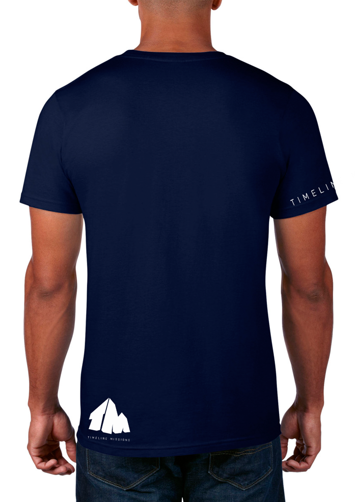 8861844329 Simple TM T-Shirt - Timeline Missions
